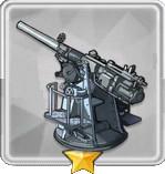 102mm単装砲(副砲)T1