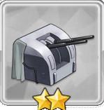 102mm連装砲(副砲)T2