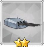 150mmSKC/25三連装砲T1
