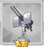 20mm二連装エリコン機関砲T1