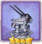 37mm連装機銃T3
