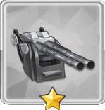 QF 二連装ポンポン砲T1