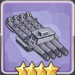 533mm四連装磁性魚雷T2