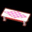 ラブリーローテーブルホワイト