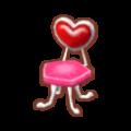 ラブリーチェアピンク