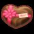 おおきなバレンタインチョコ