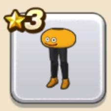 スラタワパンツ・黄