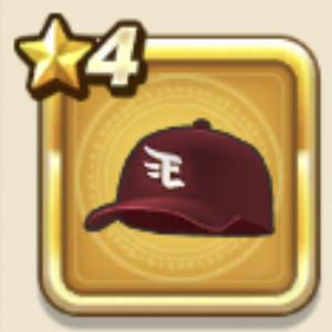イーグルス野球帽