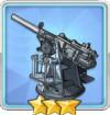 102mm高角砲T2