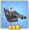 QF 二連装ポンポン砲T3