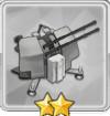 20mm四連装MG機銃T2