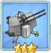 20mm四連装MG機銃T3