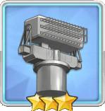 火器管制レーダーT2