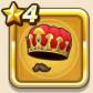 記念大王の冠