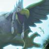 鳥イベント「小さな島の大きな魔鳥」