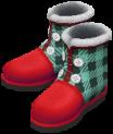 ホリデーイベント2020♂ 赤靴