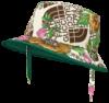 グッチ×ノースフェイス 帽子