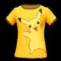 ピカチュウだいすきTシャツ