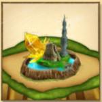 飛行島の修練窟