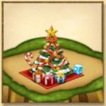 「ハッピークリスマスパーティ!!」 記念建物