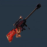 大型狙撃銃アズールⅡ