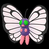 Butterfree(shiny)