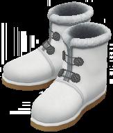 ホリデーイベント2020♂ 白靴