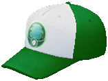 カントーハット緑