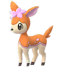 Deerling(shiny)