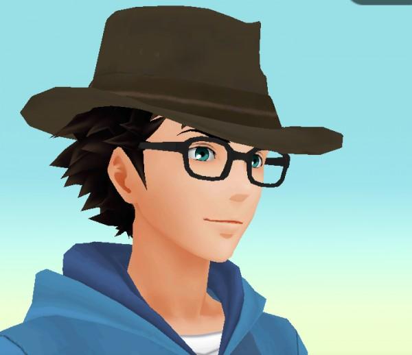 探検家の帽子