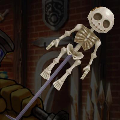 人体骨格標本