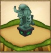 アンドリューの像