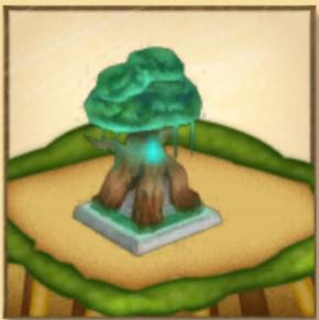 友情と神気の木