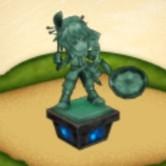 ラーウェイの像