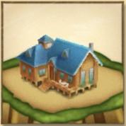 キリトとアスナのログハウス