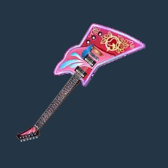 ギター<巫女カスタム>