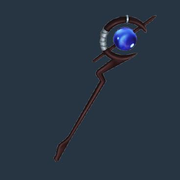 冒険者時代の杖