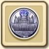 帝国建国記念銀貨
