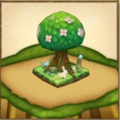 古楽の森の大きな樹
